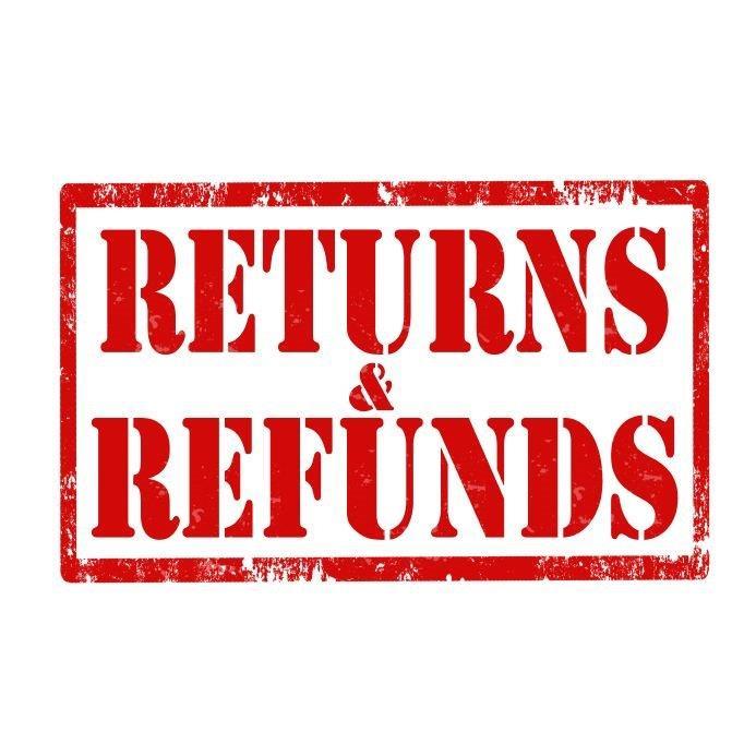 UK ECC - returns & refunds