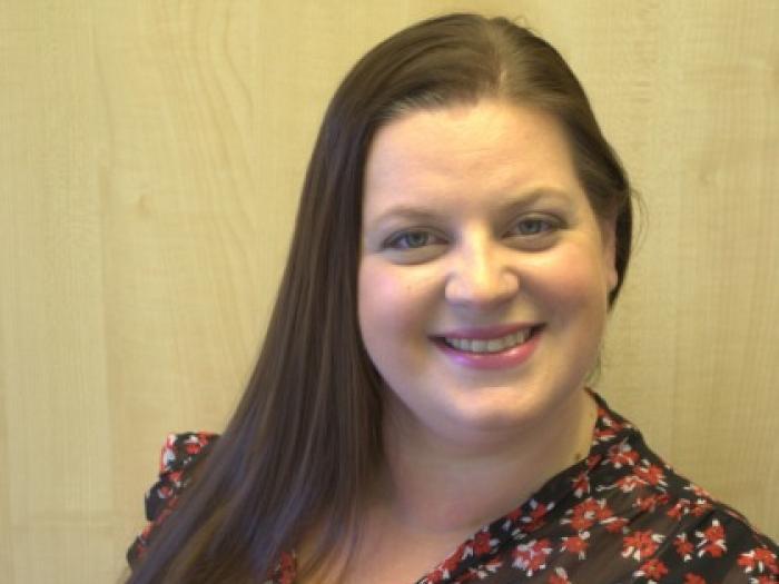 UKICC consumer adviser Laura Johnston